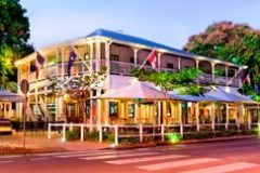 The Courthouse Hotel Port Douglas North Queensland