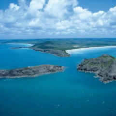 Cape York Tours | Aerial View of The Peninsular of Cape York