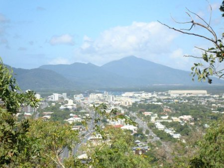 The Red Arrow Walk, Cairns, Australia