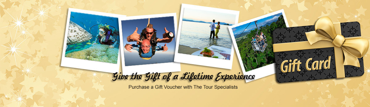 Gift Voucher by The Tour Specialists