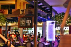 There are many Port Douglas bars and restaurants to entertain your guests