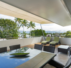 Three Bedroom Penthouse Apartment - Saltwater Luxury Apartments Port Douglas