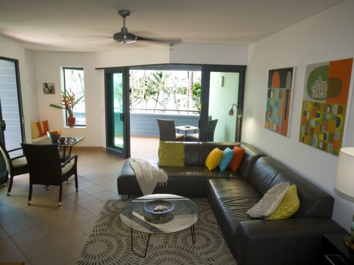 Top Level Peninsula Suite - Adults only Boutique Resort Port Douglas