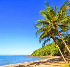 Trinity Beach - Amaroo Resort located at Cairns' northern beaches