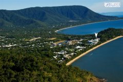 Trinity Beach Location - Cairns' northern beaches