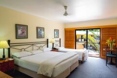 Triple Room - Palm Royale Resort Cairns
