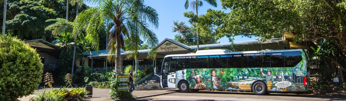 Kuranda Tours & Attractions
