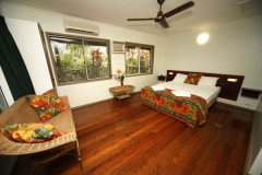 Double Room at Ferntree Rainforest Lodge - Daintree
