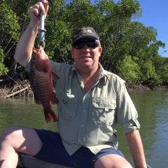 Tropical North Queensland Fishing | Mangrove Jack