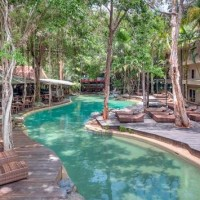 Tropical Swimming Pool at Ramada Resort Port Douglas