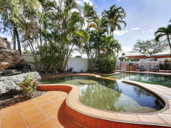Tropical Swimming Pool at ibis Styles Cairns Hotel