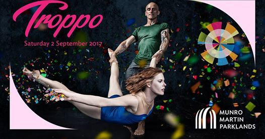 Troppo Sat 2nd September 2017 | Part Of Cairns Festival 25th August To 3rd September 2017