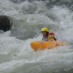 Tully River Grade 3 Rapids Book It Now You Girly Pants