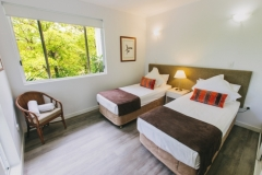 Twin Bedroom - On the Beach Port Douglas Apartments