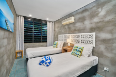 Twin Bedroom - Palm Cove holiday house