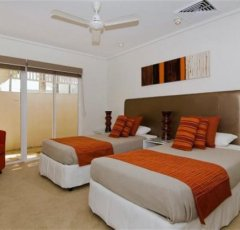Spacious Twin Share Bedroom
