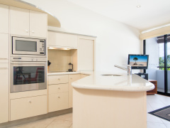 Two Bedroom Kitchen Facilities  - Saltwater Apartments Port Douglas
