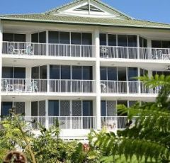 Two Bedroom Oceanview - overlooking Trinity Beach
