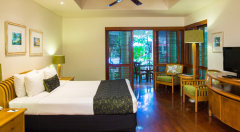 Ultimate Cairns & Green Island 6 Night Holiday Package Deal - Green Island Resort Island Suite