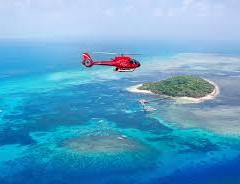 Ultimate helicopter flight and Great Barrier reef tour combo - fly/fly