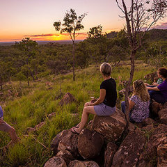 Undara at Sunset | 4 Day Drive Tour | Queensland Outback