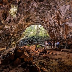 Undara Lava Tubes - Outback Cairns