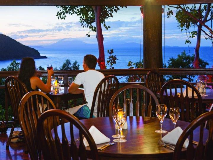 Unique Dining Experience at Osprey's Restaurant
