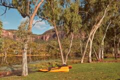Unlimited use of facilities including kayaks at Mt Mulligan Lodge Luxury Outback Retreat