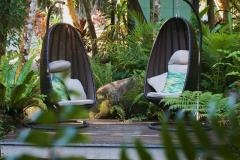 Unwind and enjoy the sounds of the world heritage Rainforest - Daintree Eco Lodge