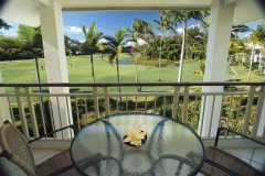 View from Balcony of Links Golf course - Port Douglas