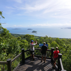 View from Dunk Island Lookout