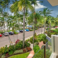Beach Views from Paringa Holiday Apartment Palm Cove