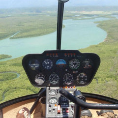 View from your Cairns or Port Douglas helicopter flight