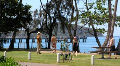View to Palm Cove Jetty | Palm Cove Accommodation Deals ON SALE NOW