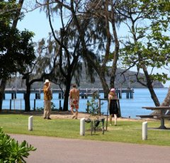 View to Palm Cove Jetty
