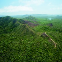 3 Day 2 Night Daintree Cape & Tribulation Rainforest Trip Aerial View Of The Daintree