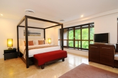 Sea Temple private Villa 308 - Spacious Master Bedroom