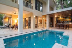 Villa Tropicale - One Bedroom Holiday Apartment with Private Swimming Pool at Paradise Links Resort Port Douglas