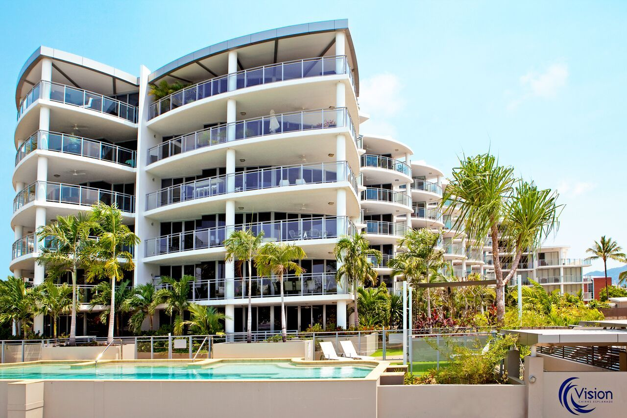 Perfect Vision Holiday Apartments   Cairns Esplanade Accommodation