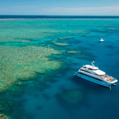 Visit 2 Reef Locations In 1 Day | Brand New Boat From Cairns To The Great Barrier Reef