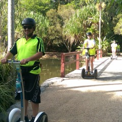 Visit Cairns Centenary Lakes On Segway | All Safety Equipment & Water Supplied