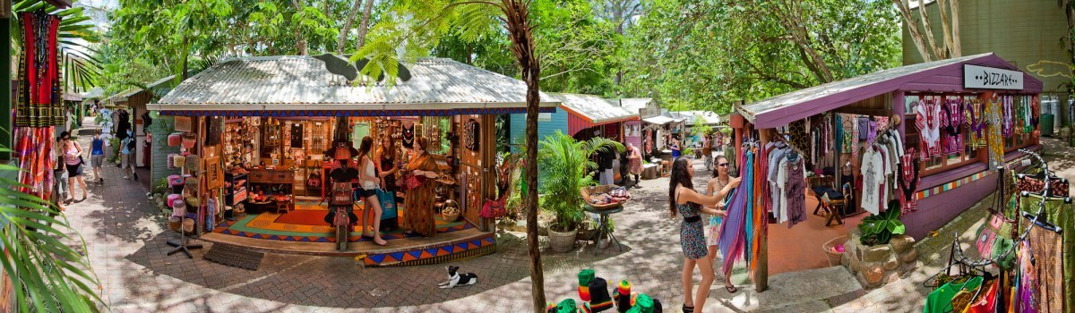 Visit Kuranda Village & Markets | Half Day Tour From Port Douglas