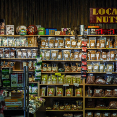 Visit the Humpy Store for local tropical produce