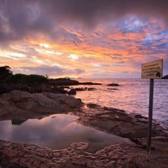 Visit the Top end Australia's northernmost point | Enjoy a champagne sunrise or sunset