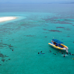 Visit Two Great Barrier Reef Sites