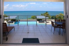 3 Bedroom Balcony - overlooking Trinity Beach