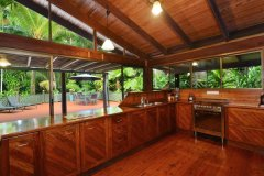 Fully self contained kitchen - Daintree Retreat