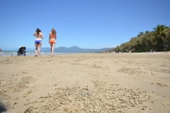 Walk on the Beach Port Douglas