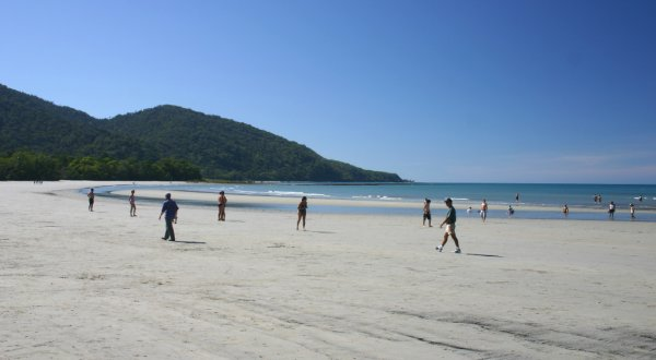 Walk the beaches of Cape Tribulation