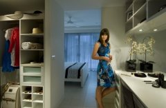 Spaciou Walkin Robe - Luxury holiday Apartments Port Douglas